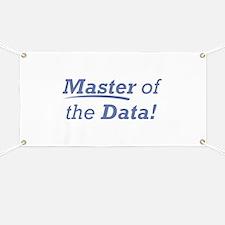 Data / Master Banner