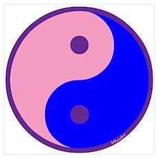 Yin Yang Poster