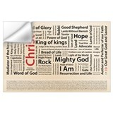 Christianity Wall Decals