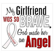 Angel 1 GIRLFRIEND Lung Cancer Poster