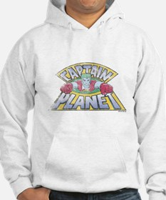 Vintage Captain Planet Jumper Hoody