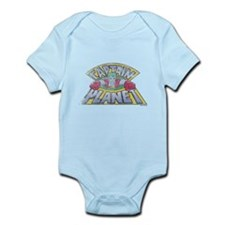 Vintage Captain Planet Infant Bodysuit