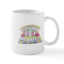 Vintage Captain Planet Mug
