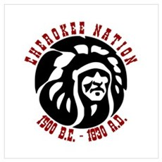 Cherokee Nation Poster