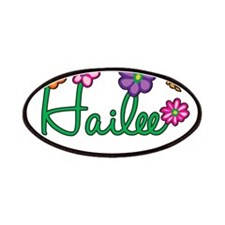Hailee Flowers Patches