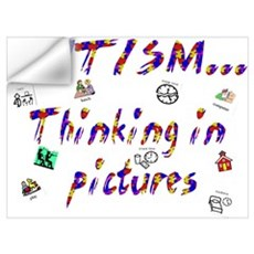 Click here: Thinking n Pictur Wall Decal