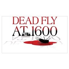 Dead Fly Poster