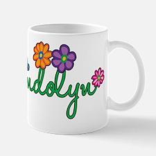 Gwendolyn Flowers Mug