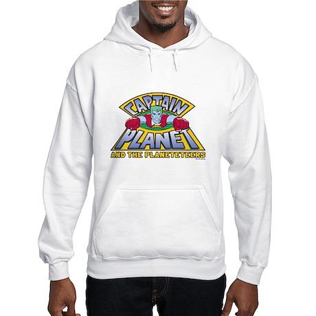 Captain Planet Logo Hooded Sweatshirt