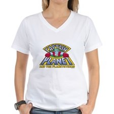 Captain Planet Logo Shirt