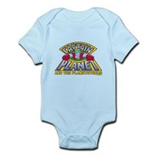 Captain Planet Logo Infant Bodysuit