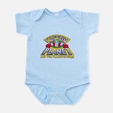 Captain Planet Logo Infant Bodysuit