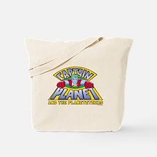Captain Planet Logo Tote Bag