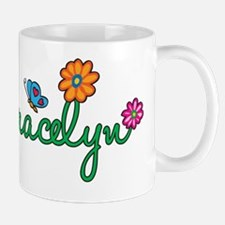Gracelyn Flowers Mug