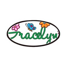 Gracelyn Flowers Patches