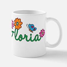 Gloria Flowers Mug