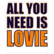 All You need Is Lovie Poster