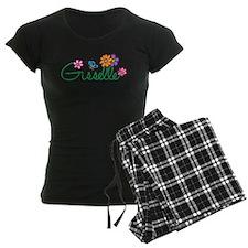 Gisselle Flowers Pajamas
