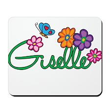 Giselle Flowers Mousepad