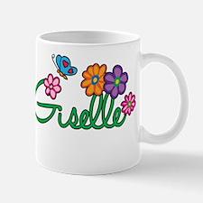 Giselle Flowers Mug