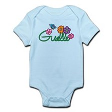 Giselle Flowers Infant Bodysuit
