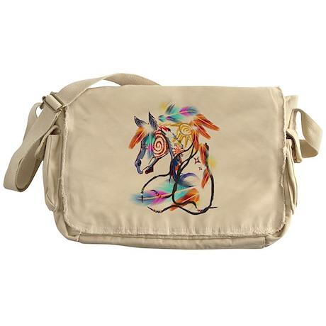 Bright Horse Messenger Bag