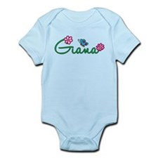 Giana Flowers Infant Bodysuit