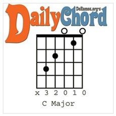 Daily Chord Poster