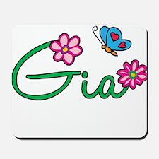 Gia Flowers Mousepad