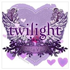 Twilight Forever by Twidaddy.com Canvas Art