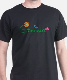 Gemma Flowers T-Shirt