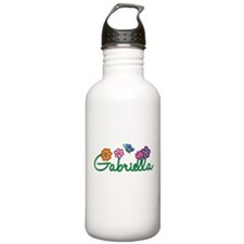 Gabriella Flowers Water Bottle
