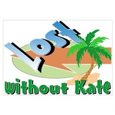 Lost Kate Poster