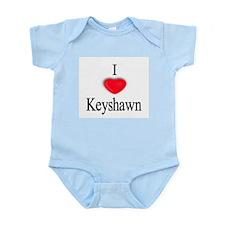 Keyshawn Infant Creeper