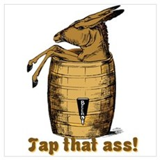 Tap That Ass Poster