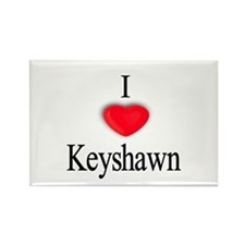 Keyshawn Rectangle Magnet (10 pack)