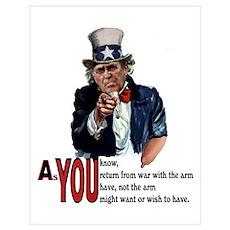 UncleSamRummy Poster