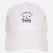 PARIS Baseball Baseball Cap