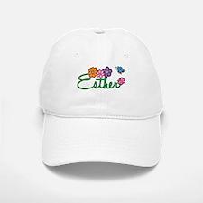 Esther Flowers Baseball Baseball Cap