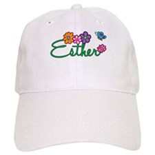 Esther Flowers Baseball Cap