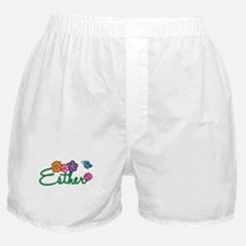 Esther Flowers Boxer Shorts