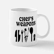 Chef's Weapons Mug