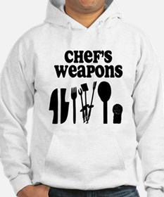 Chef's Weapons Hoodie