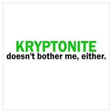 Kryptonite Poster
