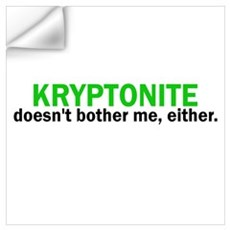 Kryptonite Wall Decal