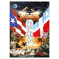 NEW!!! PUERTO RICAN PRIDE Poster