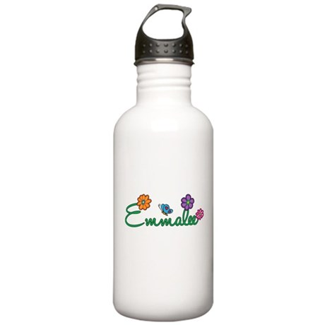 Emmalee Flowers Stainless Water Bottle 1.0L
