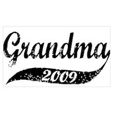 New Grandma 2009 Poster