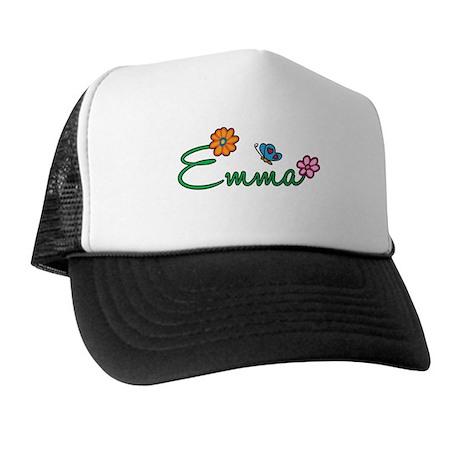 Emma Flowers Trucker Hat