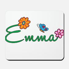 Emma Flowers Mousepad